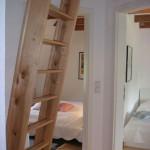 Treppenleiter zum Loft