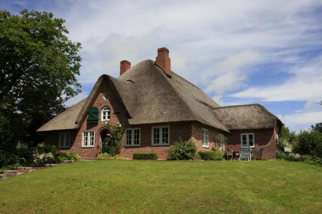 Ferienwohnungen im Haubarg Iversbüll nahe St. Peter-Ording